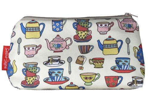 Selina-Jayne Teacups Limited Edition Designer Cosmetic Bag